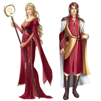 c: Gold Elves