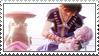 serah death stamp by XxClaireStrifexX