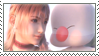Serah and Mog stamp by XxClaireStrifexX