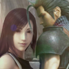 ZackxTifa ICON by XxClaireStrifexX