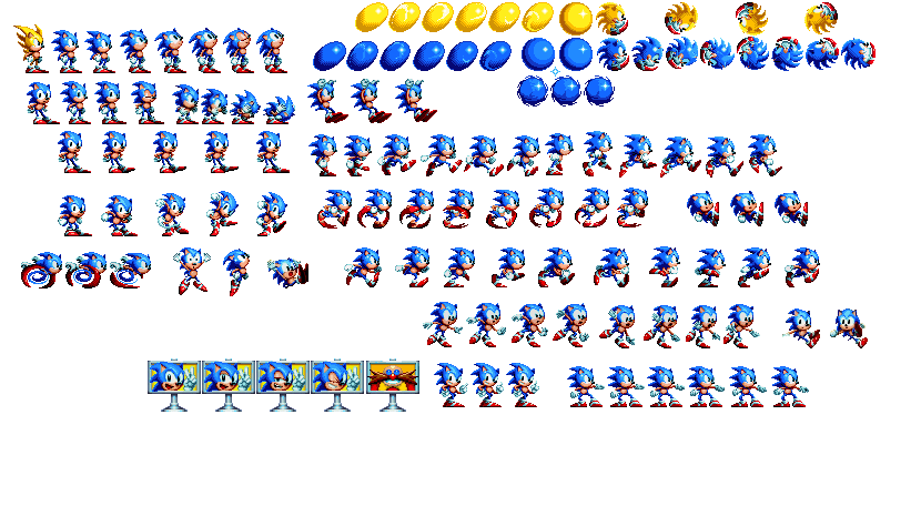Sonic Blue Ring
