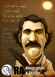 Caricatures, Mihai Eminescu