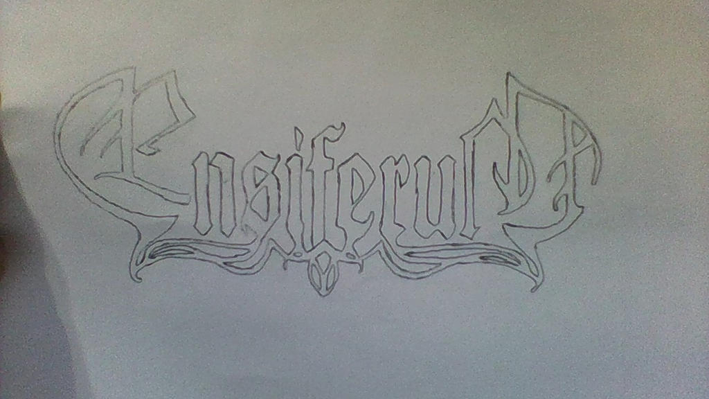 Ensiferum logo by LivingSoviet