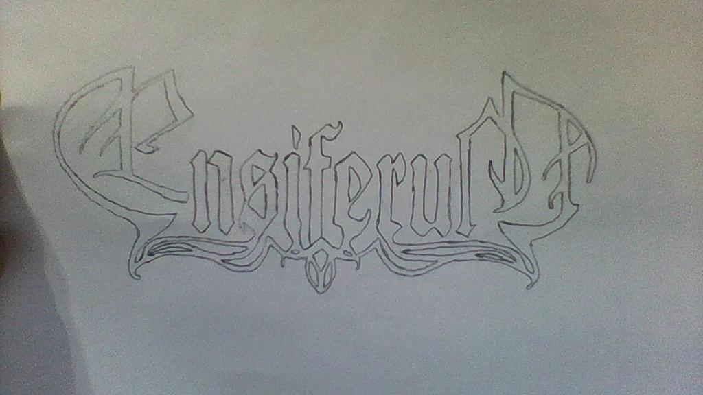 Ensiferum logo by LivingSoviet