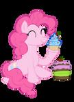 Pinkie Pie: Cupcakes