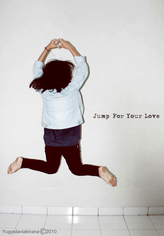 Jump for your love by yugo182