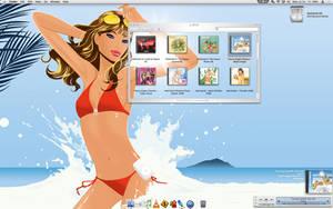 Mac Desk 19-06-06 by Ianwoollam