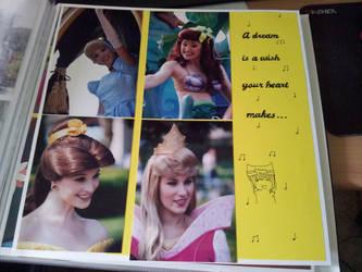 Disney Princess' - Hong Kong Disneyland