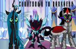 Darkness Is Here Mephiles, Chrysalis, and Sombra