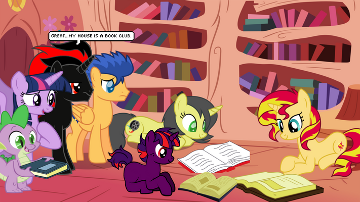 Twilight's Book Club