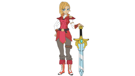 Adora's New Design For My Series
