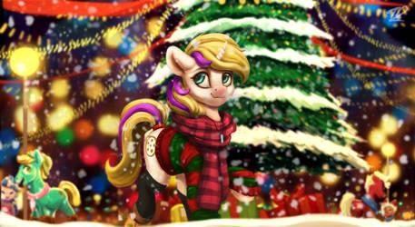 Christmas day by MoonDreamer16