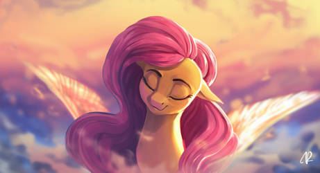 Fluttershy by MoonDreamer16