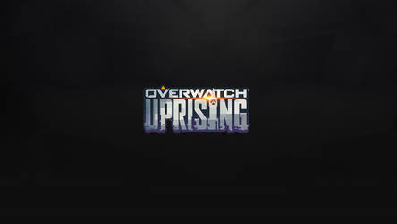 Overwatch - Uprising Wallpaper
