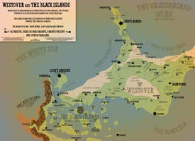 Westover and the Black Islands by theSuricateProject