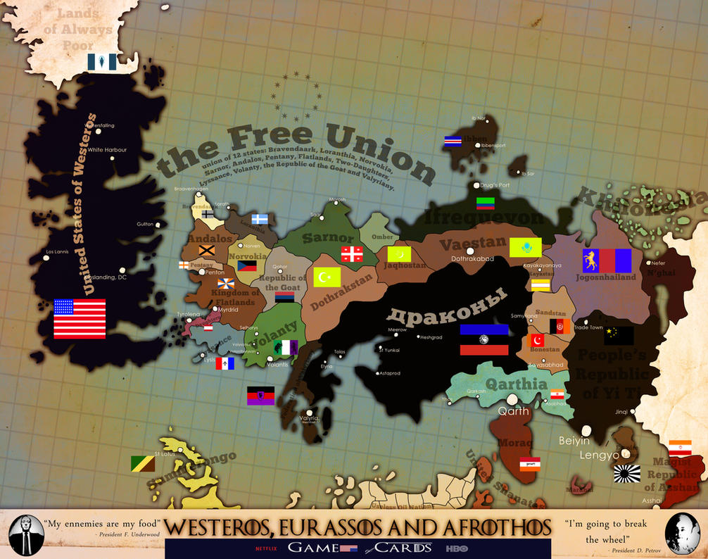 World map game of thrones x house of cards part 2 by world map game of thrones x house of cards part 2 by thesuricateproject gumiabroncs Gallery