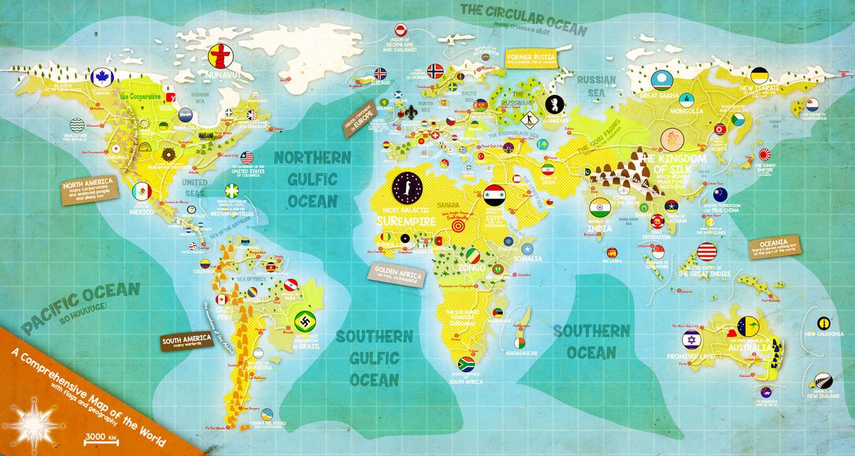 a postapocalyptic world by thesuricateproject on deviantart