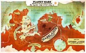 Far Mars by theSuricateProject