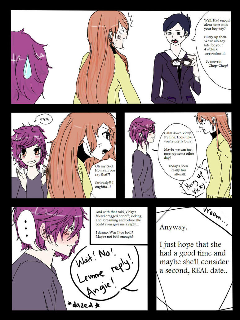 Undercover Lover - Part 8 by cheritree