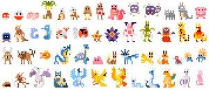 Pokemon ROTMG by ApplesOfSin