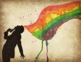 Suicide Spectrum by Mirrored-Massacre