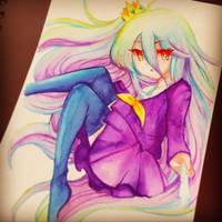 Watercolor NGNL Shiro
