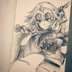 Jeanne d'Arc Ruler (Fate/Apocrypha)
