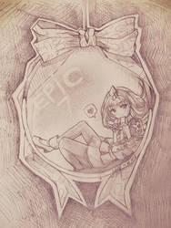 Epic Seven: Christmas Mascot Hazel