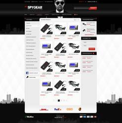 Spy Ecommerce by Pergair