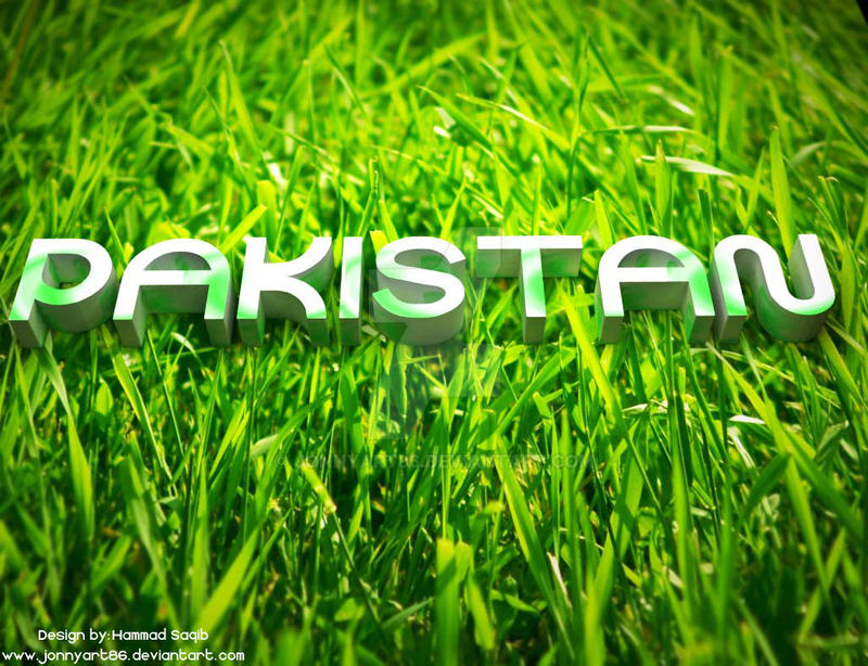 Pakistan by JonnyArt86