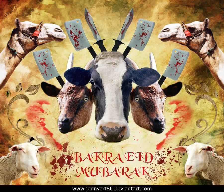 Bakra Eid Mubarak by JonnyArt86 - SD Bakra Eid...