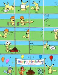 Happy Birthday Jess :3