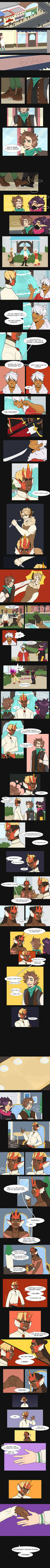 Champion's Mercy Page 21