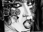 Lady Gaga by Legribouilleur
