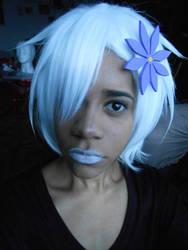 Shinobu Scarlett Jacobs (Makeup Test) by strange-a-dreamer