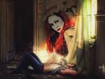 She Is A Ghost by FebYuki