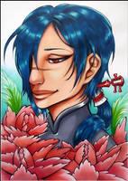 DRAMAtical Murder - Koujaku by CIELO-PLUS