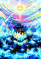 Gurren Lagann - Burning Soul by CIELO-PLUS