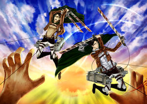 SnK - We Know What We Must Do