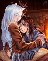 Raiho and Rin
