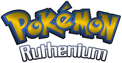 Pokemon Ruthenium Logo by Gigatom