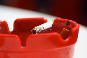 Ash Tray by heypeter