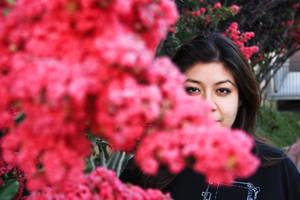 Flower Girl by heypeter