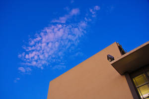 Ed Center Sky by heypeter