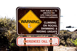 Warning by heypeter