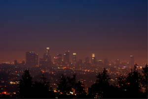 Downtown at Dawn by heypeter
