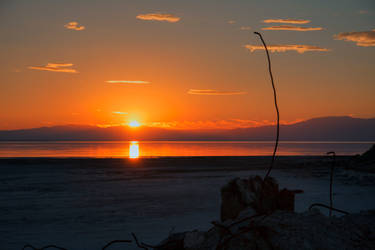 Salton Sunset by heypeter