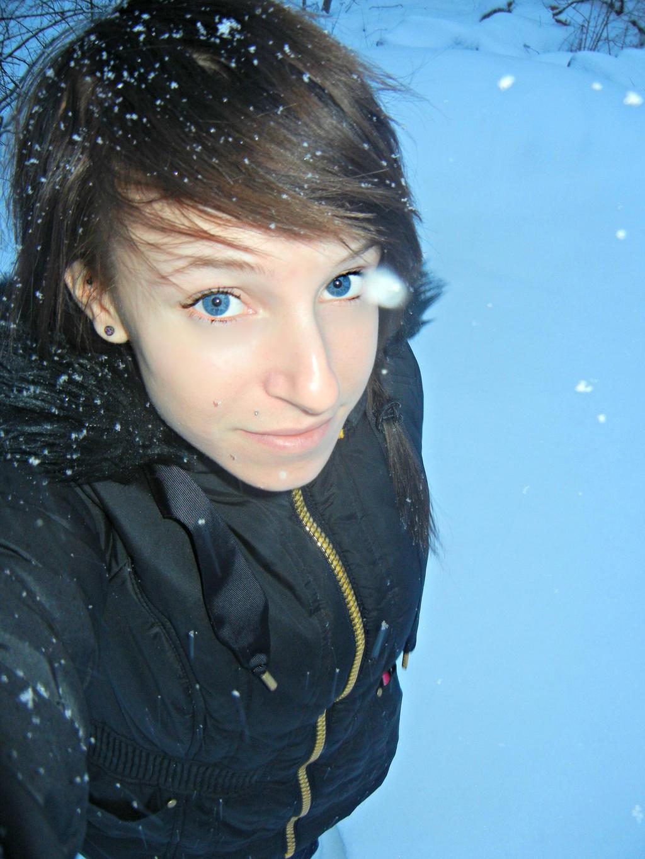 Wintertime fun by KittiKristy