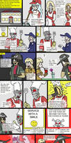 Hellsing bloopers 28-Fast food by fireheart1001