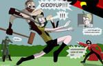 Beware of the Jockey!!!